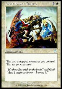 Magic Card: Diversionary Tactics