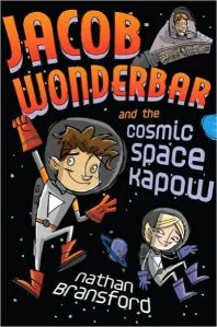 Jacob Wonderbar Book Cover