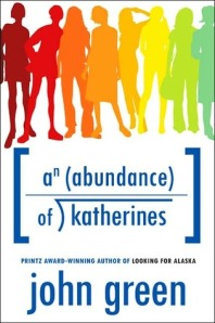 Cover for An Abundance of Katherines