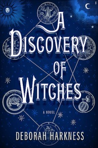 "Cover for ""A Discovery of Witches"""