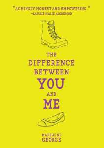cover art The Difference Between You and Me