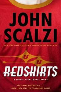 Cover for Redshirts
