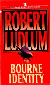 Cover for The Bourne Identity
