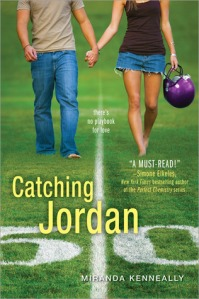 Catching Jordan cover