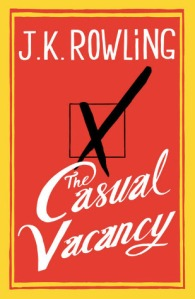 A Casual Vacancy cover