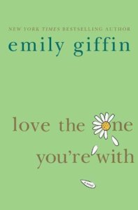 Love the One You're With book cover